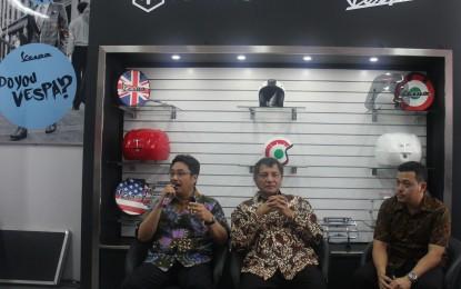 PT.Piaggio Indonesia Yakin Potensi Market Roda Dua Di Indonesia
