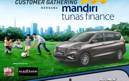 Customer Gathering Bersama Mandiri Tunas Finance