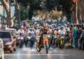Stunt Rider Rok Bagoros bersamba ke Palestina