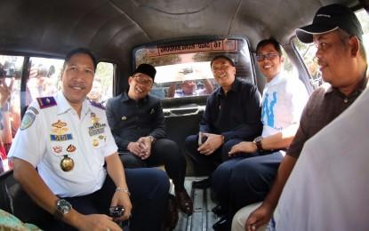 Pemkot Bandung luncurkan JumatNgangkot demi urai kemacetan