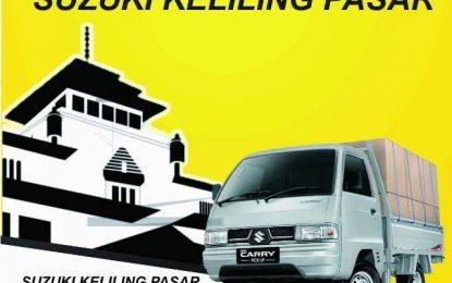 Suzuki Keliling Pasar di Bandung