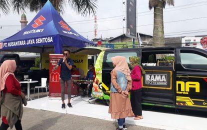Suzuki Keliling Pasar Hanya Ada Di Bandung