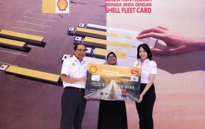 Shell Luncurkan Kartu Pengisian Bahan Bakar Berbasis Online