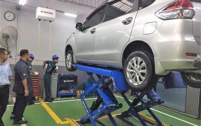 Suzuki Day Kini Hadir di Kota Solo