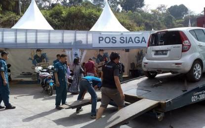 Suzuki Berhasil Mengawal 678 Pelanggan Selama Mudik