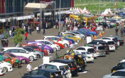 Terlahir dari Merek Besar, TACI Gebyar Toyota Autofest 2018