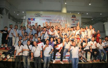 Komunitas Toyota Avanza Club Indonesia Patut di Teladani
