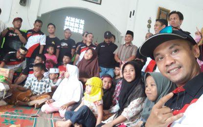 Hari Jadi ke-2 Komunitas TACI Pekanbaru Selebrasi Berbagi Rejeki