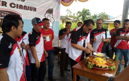 TACI Chapter Cianjur Jago Resmi di Deklarasi