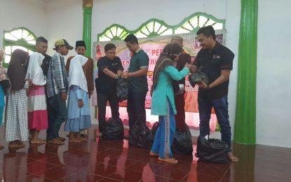 Tutup tahun 2016, komunitas TEVCI Banten isi Maulid Nabi dengan memberi arti
