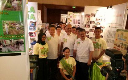 Toyota Eco Youth Tumbuh Kembangkan Ecosociopreneur