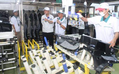 Toyota Indonesia Tengah Fokus Membina Mitra Mata Rantai Suplai Industri