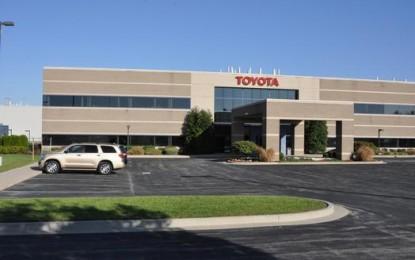 Toyota Motor Sales,USA Laporkan Market Share di Kwartal Akhir 2015.