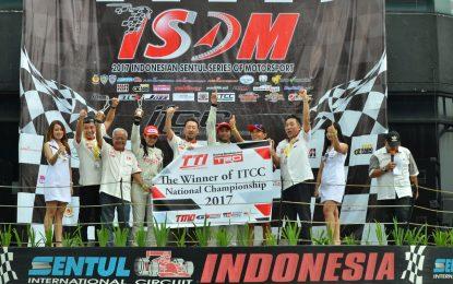 Toyota Team Indonesia Borong Juara Nasional Dua Cabang Motorsport
