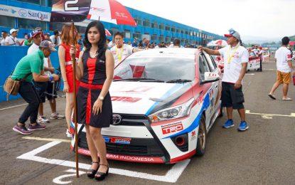Setelah 8 tahun absen Tim Toyota torehkan hasil gemilang