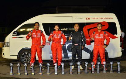 Tim Toyota Puncaki Kejuaran Slalom Nasional