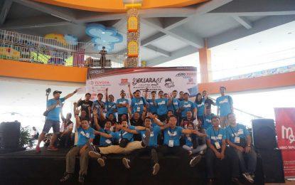 Saspal,Sarebu,Sadulur TACI Bandung Raya Resmi Deklarasi