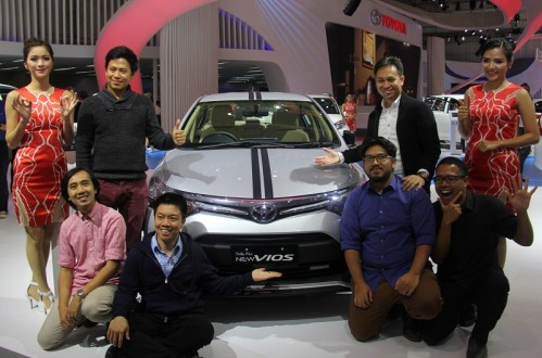Toyota Dress Up The All New Vios TRD