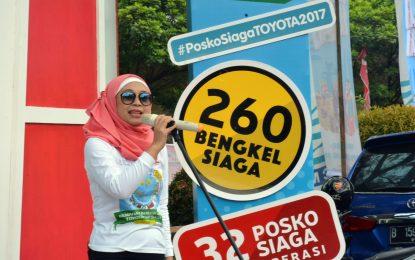 Toyota Tambah Posko Siaga 289 Untuk Kenyamanan Pemudik