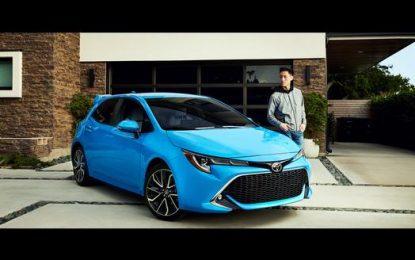 Toyota Corolla Hatchback 2019 Telah Memulai Debutnya