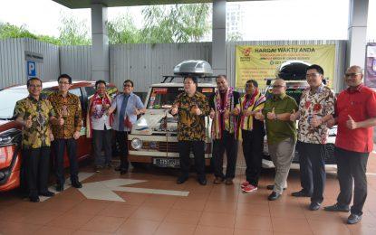 Komunitas Kijang Toyota Mengukir Sejarah Touring Terpanjang di Jalur Nusantara