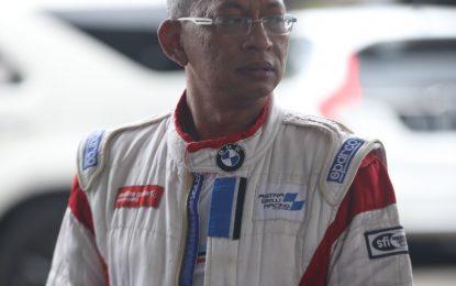 Gerry Nasution Unggul di Posisi Pertama Kelas Master ETCC 3000