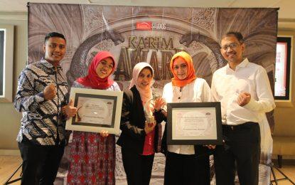 Adira Insurance Sabet Penghargaan Kelima Kalinya di Karim Award 2018