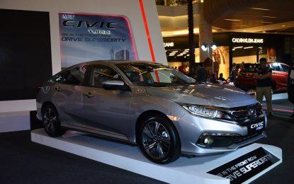 Wajah Baru Civic Turbo, Lebih Sporty Nggak?