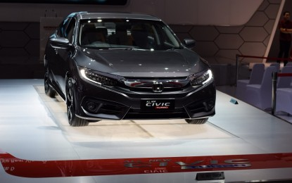 Si Karismatik All New Honda Civic 2016