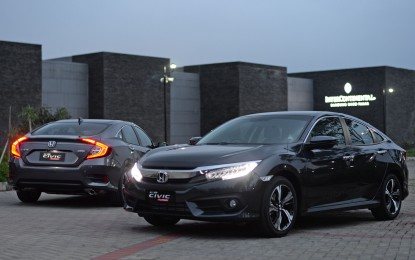 Riwayat Perjalanan Sedan Honda Civic