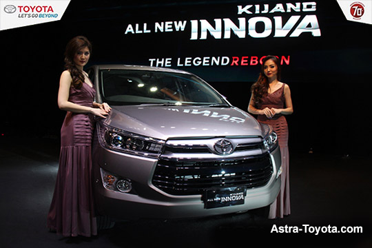 all new innova astra