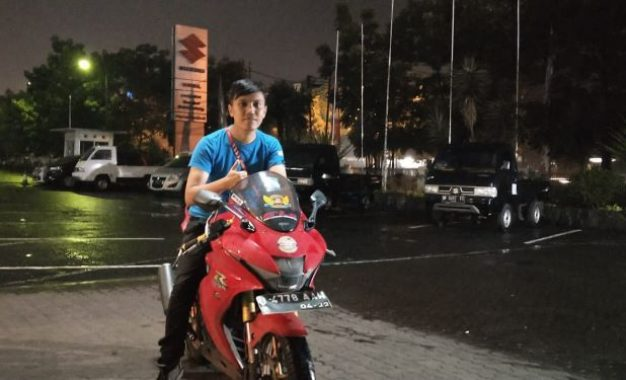 Me And My Ride For Job