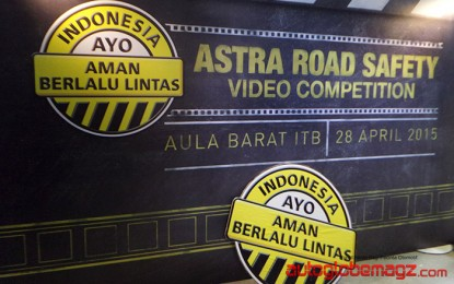 Astra Ajak Peduli Road Safety Melalui Film Pendek