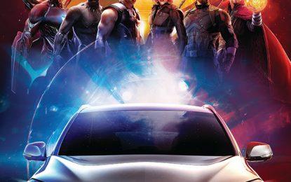 Lexus Q50 akan Beraksi di Avengers Infinity War