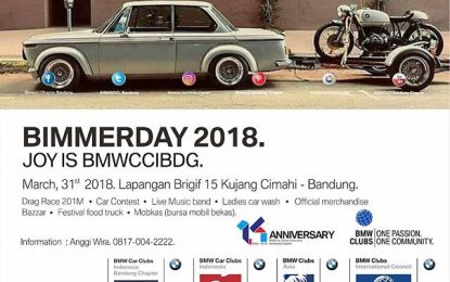 BIMMER DAY 2018 COMING SOON