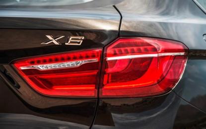 Generasi Kedua, BMW X6 Meluncur Lebih Sporty dan Ekslusive