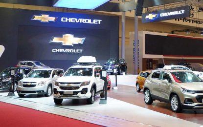 Chevrolet Gencar Pameran Cicilan Mulai 2 Juta