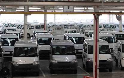 Daihatsu catat penjualan selama 7 bulan tembus 111.464 unit