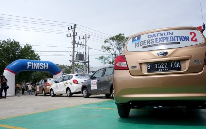 DATSUN ajak cintai budaya lokal melalui Datsun Risers Ekpedisi