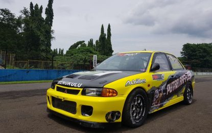 "Sosok Minion Perkasa ""Fastest of The Day "" Drag Race 2017"