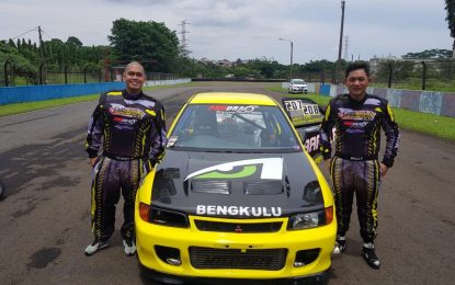 Reindy Riupassa Juarai Fastest of the Day Sentul Drag Race 2017