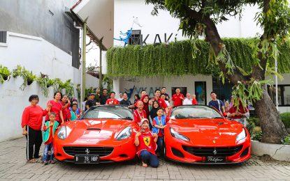 FOCI Charity Mobilnya Indah Kegiatannya Juga Indah