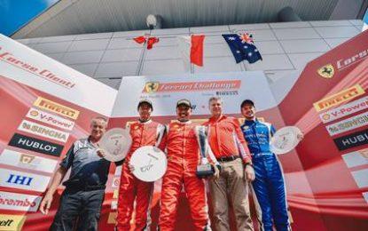 Renaldi Hutasoit Raih Juara di Babak Kualifikasi Trofero Firelli