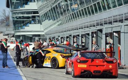 Ferrari Challenge Seri 5 Akan Digelar di Sirkuit Internasional Shanghai