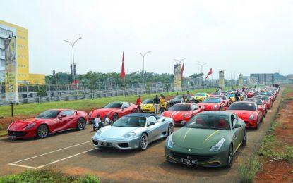 Ferrari Track Day Sudah Lama di Tunggu Pecinta Kuda Jingkrak