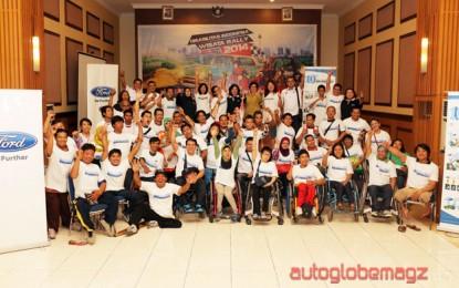Ford gelar DSFL bagi penyandang disabilitas