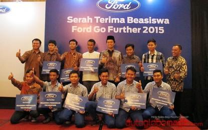 Ford Dukung Pendidikan Melalui Go Further Untuk Siswa di Jakarta