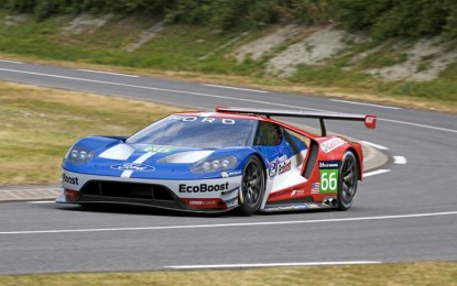 ALL New Ford GT Siap Berlaga di Le Mans 2016
