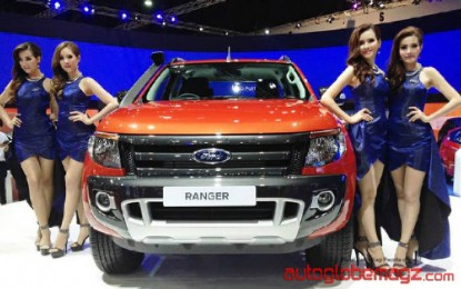 Bulan Ini, Ford Catat Rekor Penjualan Wilayah ASEAN