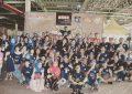 GRAVINCI Rayakan Hari Jadinya yang ke-3 Komunitas ini Nyanyikan Indonesia Raya